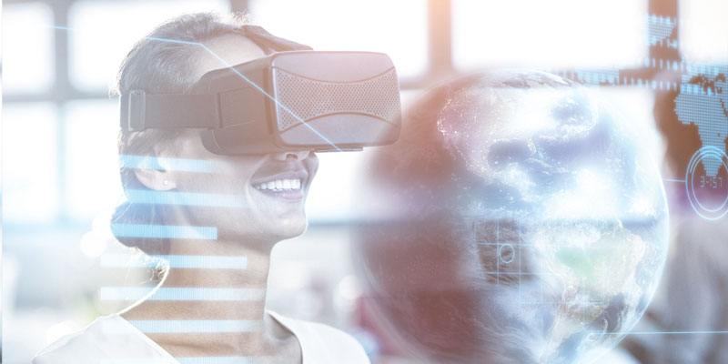 Virtual Reality : Spicing up the sales pitch